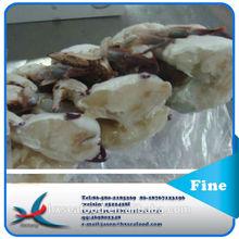 Frozen half cut crab blue crab