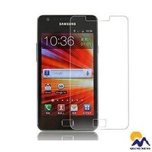 Hot selling 9H 2.5D tempered glass screen protector for Samsung S2 I9100