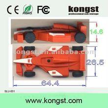 mini F1 racing car shaped usb flash drive\pen drive