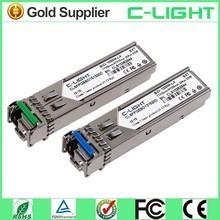 Wholesale SFP BIDI Optical Transceiver TX1310nm RX1550nm China Industry