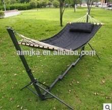 Single camping hammock /outdoor leisure hammock/garden balcony hammock