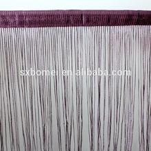 decorative metal string curtain