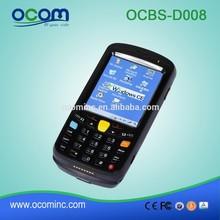 OCBS-D008 Good Design WIN CE 5.0 Based Industrial PDA