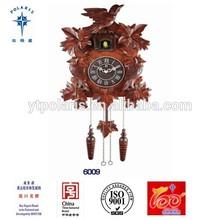 High Quality Wooden Modern Decorative Cuckoo Clock