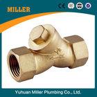 Forging Brass Strainer,Y Type Filter ML-8203