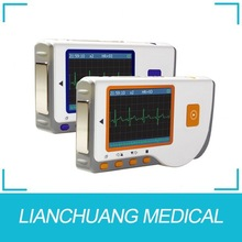 Easy ECG Monitor with USB data transfer cable
