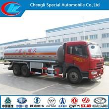 30 CBM utilizzato nave petroliera serbatoio carburante camion cisterna camion per la vendita
