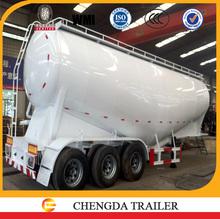 42000L cement bulker bulk cement tank semi trailer trucks sale