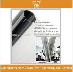 High quality 50cmX3m Factory price 1ply Anti-SRC PET film for car window decorative films for windows