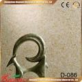 insonorizzate e isolamento termico in fibra decorazione di rivestimento della parete di cotone gesso per pareti