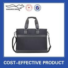 wholesale men leather briefcase/leather laptop bag