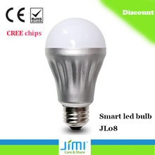 Smart Led Light Bulbs JL08 CE RoHS 2015 hot product