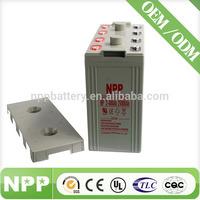 2V 800AH China Manufacturer Sealed Lead Acid Active Energy Battery
