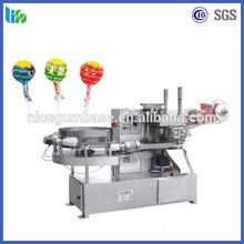 Hard Candy Lollipop Application Automatic Lollipop Single Twist Packing Machine