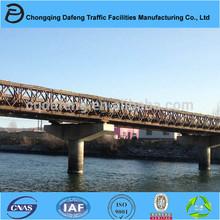 Small steel bridges