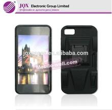 pc+silicon mobile case for blackberry Z10