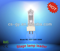 china suppliers high quality bulb halogen bulbs lamp GCV