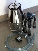 PORTABLE BUCKET MILKER COMPLETE PRICE--Factory Direct