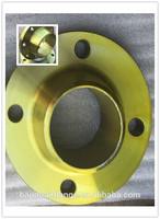 Carbon steel Germany/Russian standard Welding Neck flange