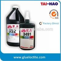 Clear epoxy glue for metal glass , Metal bonding glass uv adhesive glue