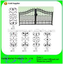 wrought iron main gate design home
