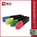 Fornecimento direto de fábrica de baixo custo colorido conjunto caneta marca-texto
