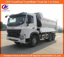 Sinotruk 371hp HOWO A7 6X4 dump truck for sale