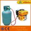 china best 7hp multi-fuction super power kerosene gasoline lpg engine for sale