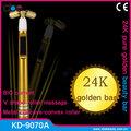 Kd-9070a energia venda quente 24 k ouro folheado Bar ouro