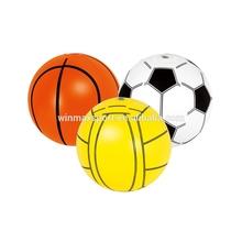 Winmax inflatable beach ball for catch ball/inflatable earth globe beach ball