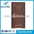 large cadre de porte extérieur en acier portes de fer