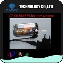 unlockd original C7-00 handset/mobile phone RM675 for nemo