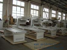 Fiberglass MRI Enclosure and Fiberglass Examination Bed