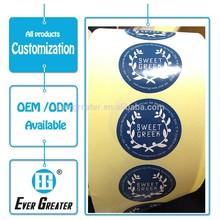 plastic logo,self adhesive labels,metal logo sticker