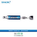 T-DUX 3.0 high quality pyrex glass e-cigarette tank vaporizer on sale