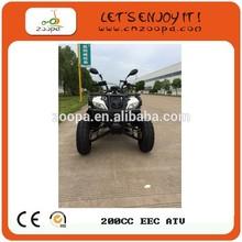 cheap 200cc atv factory sell directly (ZP200AT V)