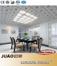 300*300 square high quality decorative aluminum fall ceiling plafond for home