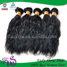 Cheap price natural silky straight wave raw unprocesse hair weft brazilian virgin hair