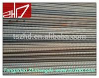 low price! hot rolled reinforcing rebar steel
