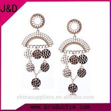 Fashion Lovely Hot Sale Fashion Fashion Charm Big Chandelier Earring