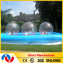 Popular 2m PVC/TPU water ball,water walking ball,water ball toys for park