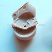 custom plastic injection baby carriage wheel