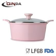 Hot Sales ceramic induction hot pot