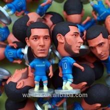 Miniature Soccer Star Figure, Kodoto Football Player models