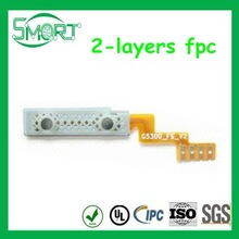 Smart Bes~~2-layer fpc,Flexible PCB with Component,Shenzhen FPC Compliant with RoHS Directive