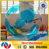 Top grade low price ti zip inflatable water walking ball for sale