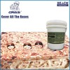 Effective and good quality leakage-preventing organic silicon waterproof coating or primer for concrete construction wall