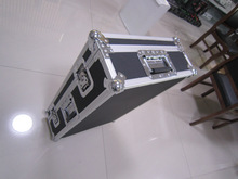 good quality competitive price export heavy-duty aluminum instrument case with wheels