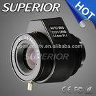 "varifocal auto iris 3.5-8mm sensor 1/3"" f1.4 manual zoom cs mount cctv Lens"