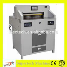 Alibaba China Automatic Paper Cutter Paper Cutting Machine